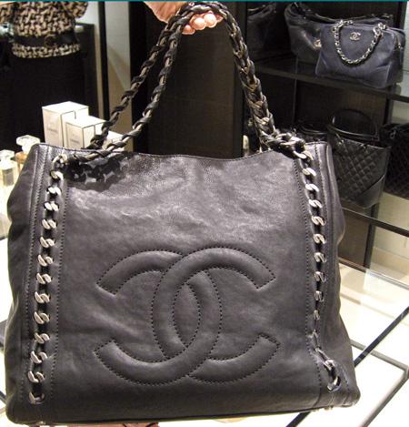 5d5ef21c96a3 Chanel Chain Tote 06a