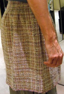 07c drindl skirt in M4873