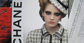 Chanel Starting Point 2009 catalog