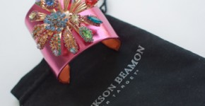 Erickson Beamon for Target cuff