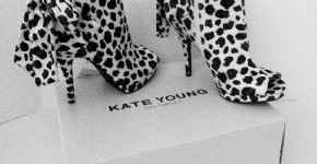 Kate Young booties for Target
