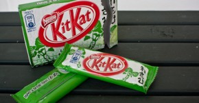 Nestle Wasabi Kit Kat