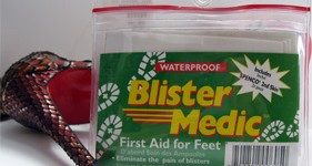 Blister Medic first aid for feet