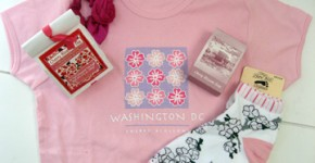 Cherry Blossom memorabilia from DC
