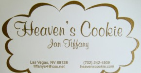 Heavens Cookie by Jan Tiffany