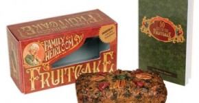 Family Heirloom inedible fruitcake by Wagner