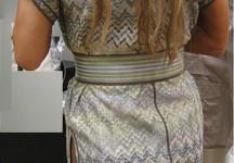 Kimono Italian style by Missoni