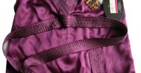 Proenza Schouler for Target purple silk top ($35)