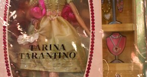 Have a Sparking Day - Tarina Tarantino Barbie at Kiddyland Tokyo