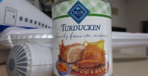 Blue Buffalo Turducken