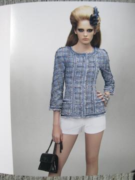Fantasy Tweed from Chanel Spring Summer 2009 catalog