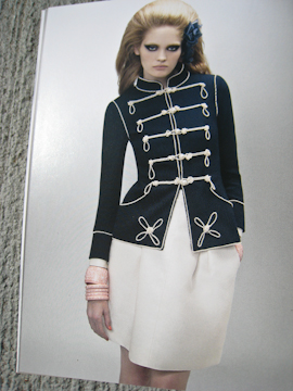 Jacket from Chanel ss09 collection
