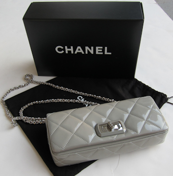 latest Chanel in grey