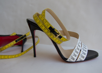 Louboutin Police sandal