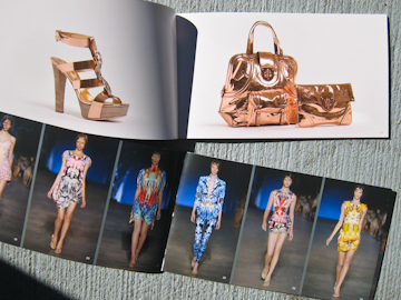 Alexander McQueen Spring Summer 2009 Collection catalog