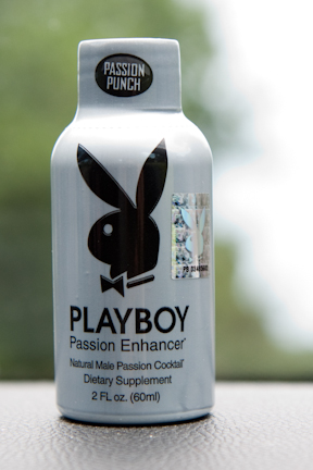 Playboy Passion Enhancer Dietary Supplement