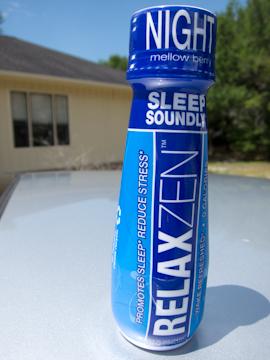 RelaxZen Night Sleep Soundly
