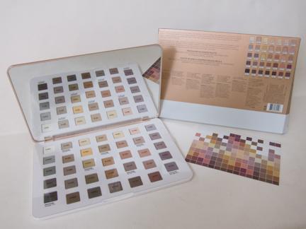 Precious Metals Shadow Palette Sephora Pantone