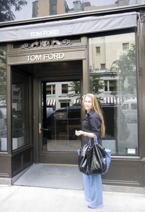 Tom Ford Boutique Madison Avenue NYC