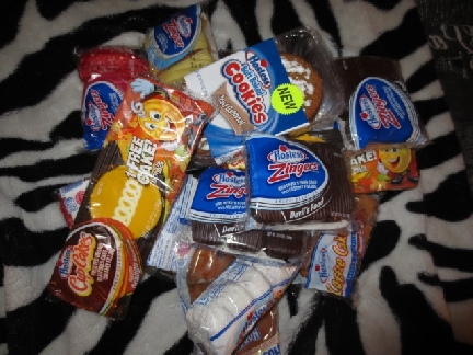 Hostess treats