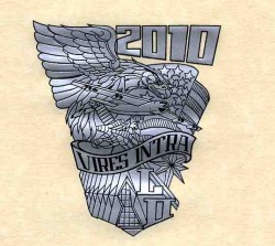 Airforce Academy Class of 2010 Vires Intra