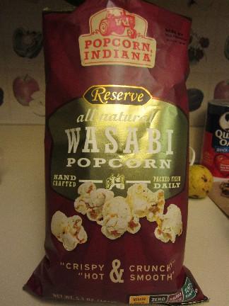 Wasabi Popcorn