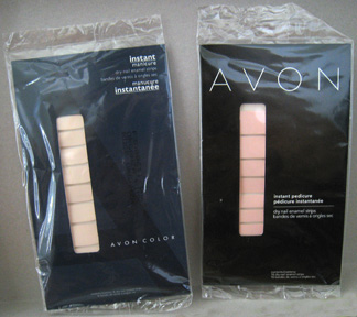 Avon Instant Manicure and Pedicure
