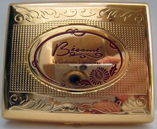 Besame Vanity Case palette by Gabriela Hernandez