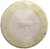Bulgari au the blanc soap