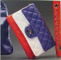 Chanel's CC Flag Bag SS07