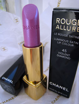 Chanel Rouge Allure 45 Violent Diamond