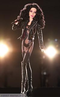 80's Cher Bob Mackie Barbie