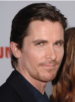 Christian Bale at the 3:10 to Yuma premiere in LA August 2007
