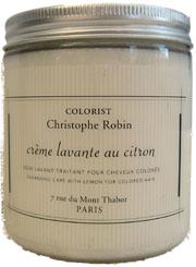 Christophe Robin creme lavante au citron