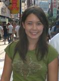 Claire in Yokohama