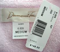 Diamond Tea - fluffy but not frumpy