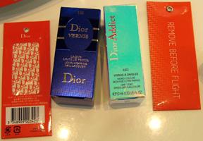 Dior's Nail Applique Kit