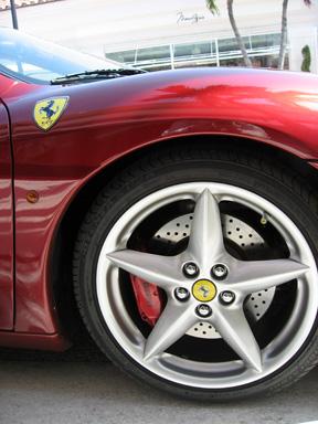 All Ferrari, all the time