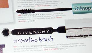 Givenchy Phenomeneyes Mascara brush Sephora