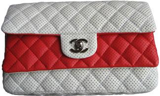 Chanel Japan CC Flag Bag SS07