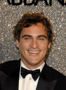 Joaquin Phoenix at the 2007 Cannes Dolce & Gabbana party