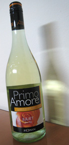 Juliet Primo Amore wine