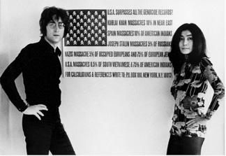 Still from The U.S. vs. John Lennon