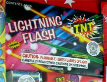 Lightening Flash!