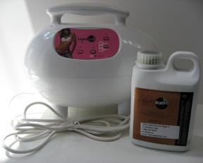 Vani-T Cyclone professional tanning airbrush system