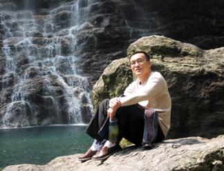 the wonderful Mr. Liu Wei
