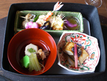 Ritz lunch plate