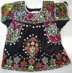 Matthew Williamson embroidered top -- a May Cherry Pick!