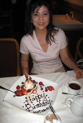 Happy Birthday, Motoko-chan!