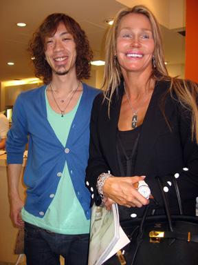 yumyum and Yu Takasawa